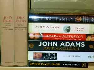 John Adams bios